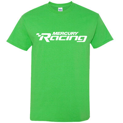 Mercury Racing Logo Tee - Green