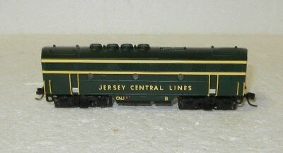 InterMountain N Scale DCC Ready Jersey Central Lines F3B Diesel #B