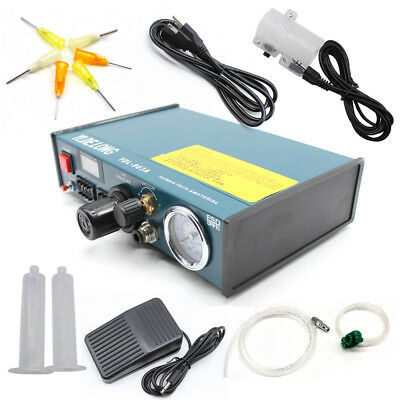 Digital Display Auto Glue Dispenser Solder Paste Liquid  Dropper Controller 983A