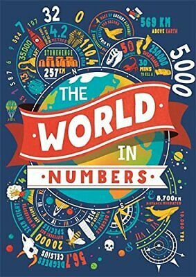The World in Numbers by Martin, Steve Book The Cheap Fast Free Post