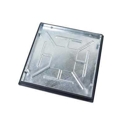 Clark Drain Recessed and Sealed Galvanised Manhole Cover 600x600mm T16G3