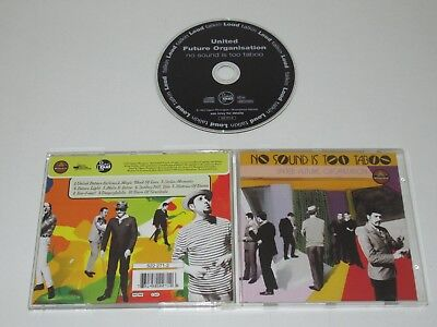 United Future Organization / UFO / No Sounds Is Too Taboo (Nippon 552 271-2) CD