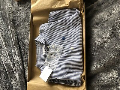 Boys Burberry Shirt age 18 Months