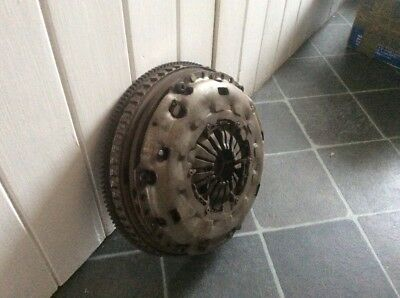 focus rs mk2 LuK clutch and flywheel