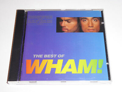 Wham - The Very Best Of - GENUINE CD ALBUM - EXCELLENT CONDITION - Greatest Hits