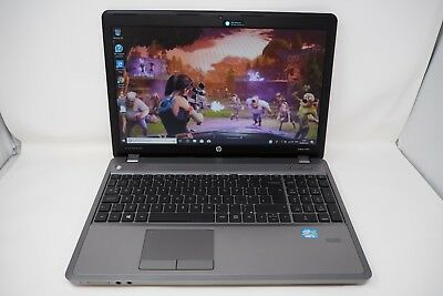 Hp Probook 4540s Laptop Light Gaming Laptop Perfect For Fortnite