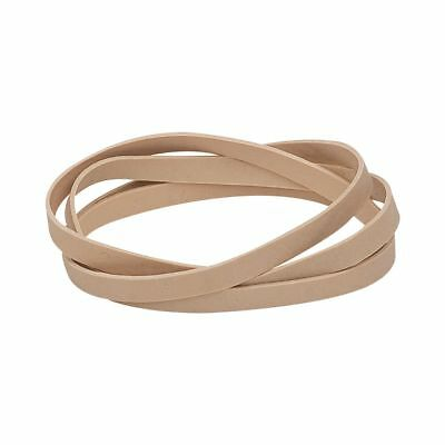 """6"""" Long Elastic Rubber Bands ~ 0.5"""" wide - No 89 - Pack of 15 bands"""