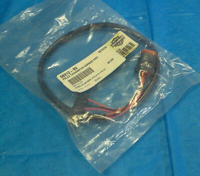 Magnificent Genuine Harley Davidson Police Tachometer Wire Wiring Harness Assy Wiring Digital Resources Indicompassionincorg
