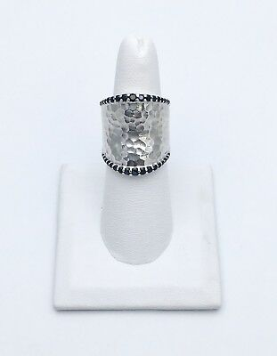 925 Sterling Silver Gabriel & Co S512991 Ring Size 6.25