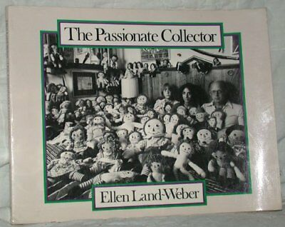 The Passionate Collector by Ellen Land-Weber Book The Cheap Fast Free Post