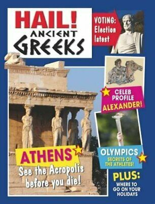 Ancient Greeks (Hail!) by Green, Jen Book The Cheap Fast Free Post