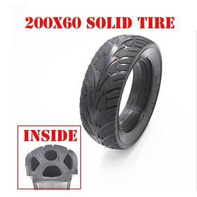 Electric Scooter Tire 8 Inch 200X60 Solid Tyre Non Pneumatic for Dualtron Raptor