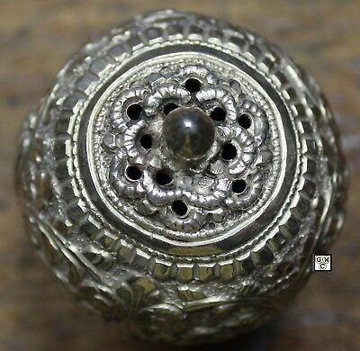 Indian Sterling Silver Salt shaker , Weight- Approx. 50Grams (OOAK)