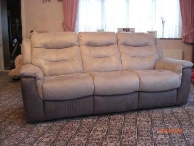 Dfs Recliner Sofa Set 3 Seater And 2