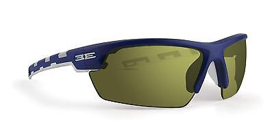 cc1bdc716c New Epoch Eyewear Link Golf Sport Blue White Frame With Hc Green Lens  Sunlgasses