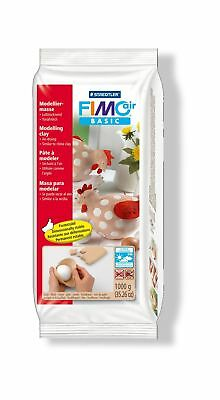 Staedtler Fimo Air Basic 8101-43 Air Drying Modelling Clay, 1 kg - Flesh .