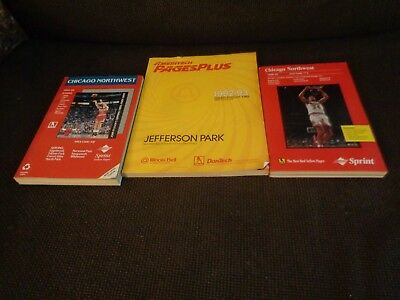 ameritech telephone directory vintage personal directory book