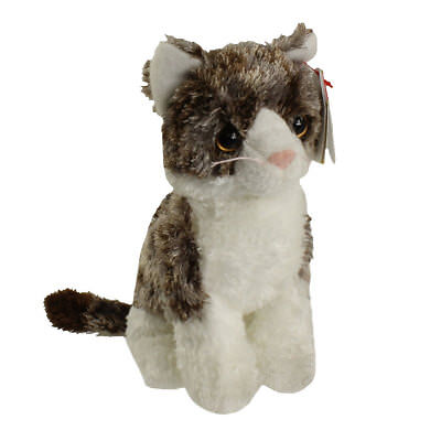 TY Beanie Baby - BENTLY the Cat (6 inch) - MWMTs Stuffed Animal Toy