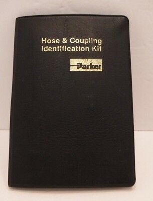 PARKER THREAD IDENTIFICATION Kit for Hydraulic Hose Fitting and Adapters