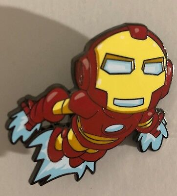 SDCC 2018 Marvel Skottie Young Pin Iron Man Chase Blind Box