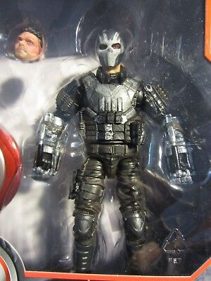 "Marvel Legends 6"" MCU Studios the First Ten Years Crossbones Villain from 2 Pack"