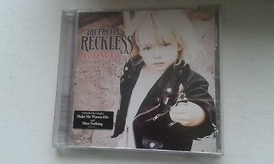 the pretty reckless :  light me up cd