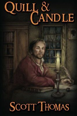 Quill & Candle by Thomas, Scott Book The Cheap Fast Free Post