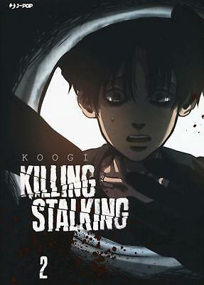 Killing Stalking 2 - Koogi - J-Pop Jpop J Pop - W26