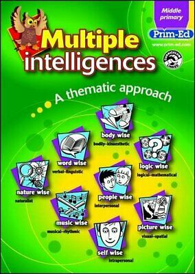 Multiple Intelligences: Middle Primary Book: ... by Prim-Ed Publishing Paperback