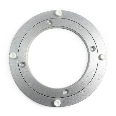 "140Mm Lazy Susan Rotating Aluminium Ring Serving Turntable Bearing  5.5"" Inch"