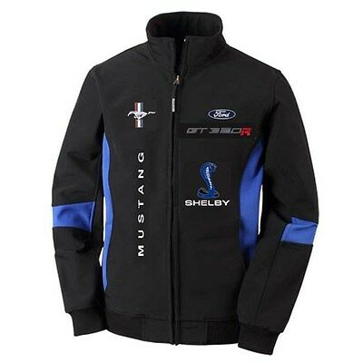 Mustang  GT350 GT350R Summer Autumn Quality Jacket