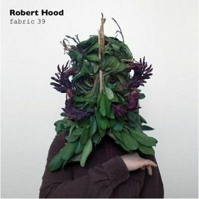 Robert Hood - Fabric 39 (Mixed by , 2008) CD ALBUM BRAND NEW & FACTORY SEALED