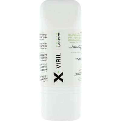 Penis Skin Care Cream X-viril Advanced Formula For Dry Skin and Flaking 75ml