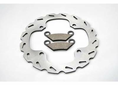 2014 Polaris 850 Scrambler XP Rear Brakes Sport Brake Rotor And Rear Brake Pads