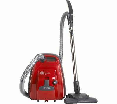 SEBO Airbelt K1 ePower Large Capacity Powerful 3L Bagged Cylinder Vacuum Cleaner