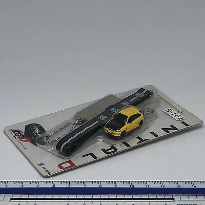 Initial D Honda Civic EK9 Type R Todo Juku Demo Car Figure Strap W/P S-162