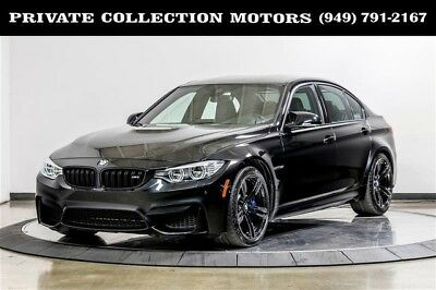 2015 BMW M3  2015 BMW M3 MSRP $81,825 1 Owner Clean Carfax Low Miles Well Kept