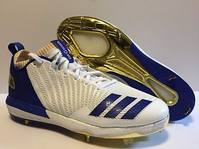 Adidas Boost Icon 3 Kris Bryant PE Sample Baseball Cleats CG5481 Men s Size  13.5 b271db3a8