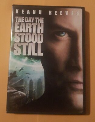 The Day The Earth Stood Still 1951 And 2008 Versions On Dvd In Very Good Cond