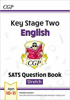 KS2 English Targeted SATS Question Book - Advanced Level (for th... by CGP Books