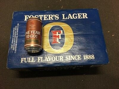 Fosters Lager 1999 Sydney Olympic Bronze Medal Can