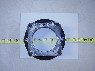 J-34 Westinghouse,ge J-85 Cj-610,pw J-60 6 Bolt To 4 Adapter Plate