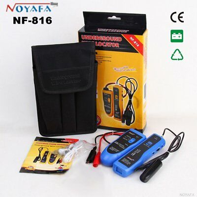 Underground Cable Wire Tracker Network Finder Wire Pipe Fault Locator NF816 SW