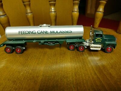 Zook Molasses Tanker Winross Truck  - Excellent Condition - Look!!