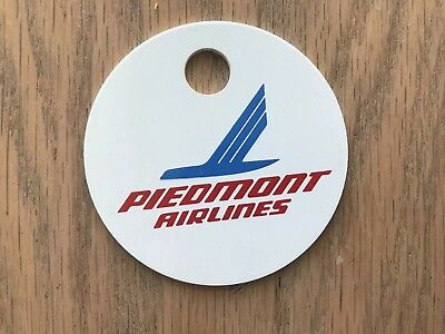 Piedmont Airlines Luggage Tag Vintage- (10 tags)