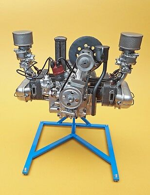PORSCHE 356 ENGINE SCALE model 1/4