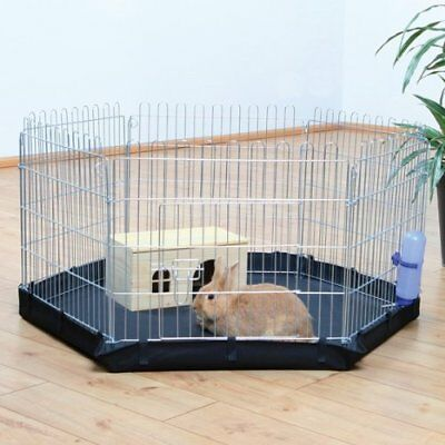 Trixie Natura Protective Base for Pet Rabbit Small Animal Run Enclosure 6257