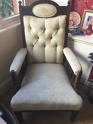 Victorian Grand mother Chair