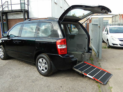 2010 Kia Sedona 2.2CRDi 1 WHEELCHAIR ACCESS VEHICLE WAV DISABLED