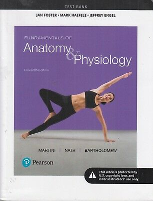 FUNDAMENTALS OF ANATOMY & Physiology 11th edition - PDF - $2.99 ...